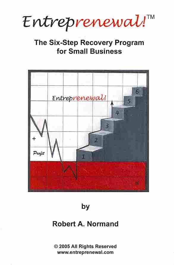 Entreprenewal! By Normand, Robert A.